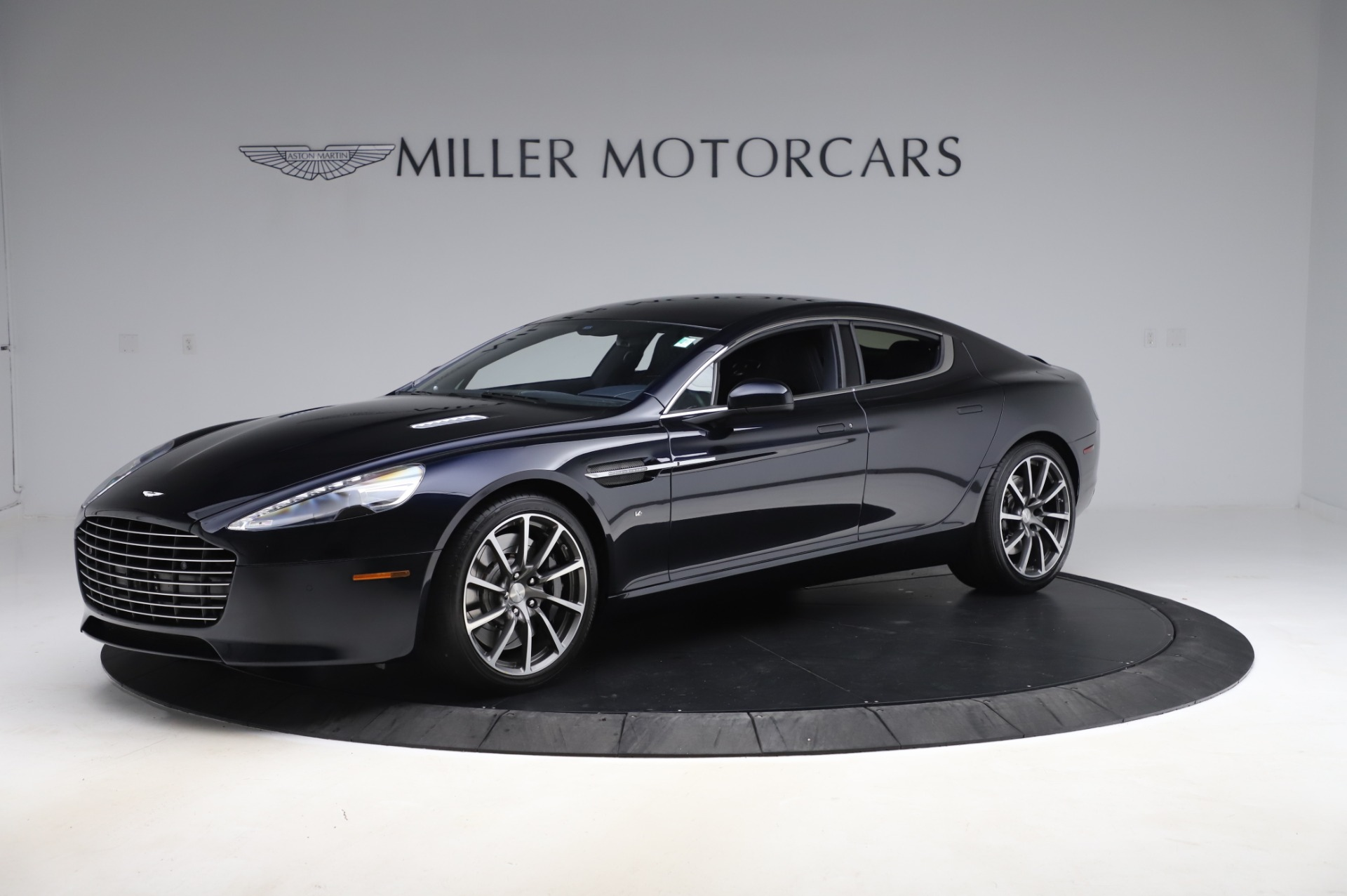Used 2017 Aston Martin Rapide S Shadow Edition for sale $129,900 at Bugatti of Greenwich in Greenwich CT 06830 1