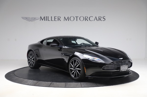 Used 2017 Aston Martin DB11 V12 Coupe for sale $149,900 at Bugatti of Greenwich in Greenwich CT 06830 10