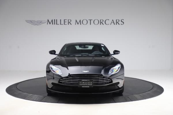 Used 2017 Aston Martin DB11 V12 for sale $149,900 at Bugatti of Greenwich in Greenwich CT 06830 11