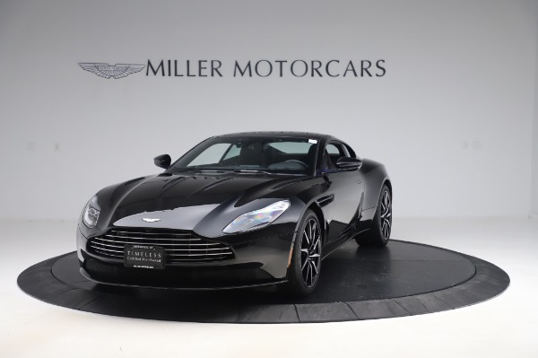 Used 2017 Aston Martin DB11 V12 Coupe for sale $149,900 at Bugatti of Greenwich in Greenwich CT 06830 12