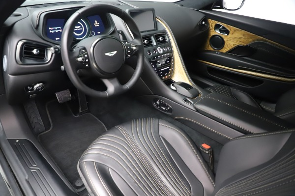Used 2017 Aston Martin DB11 V12 for sale $149,900 at Bugatti of Greenwich in Greenwich CT 06830 13