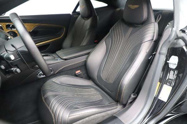Used 2017 Aston Martin DB11 V12 for sale $149,900 at Bugatti of Greenwich in Greenwich CT 06830 15