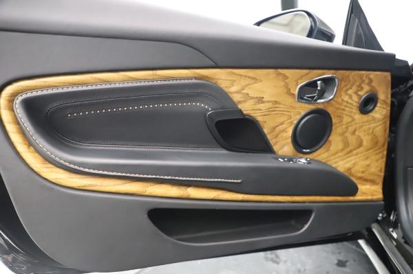Used 2017 Aston Martin DB11 V12 for sale $149,900 at Bugatti of Greenwich in Greenwich CT 06830 17