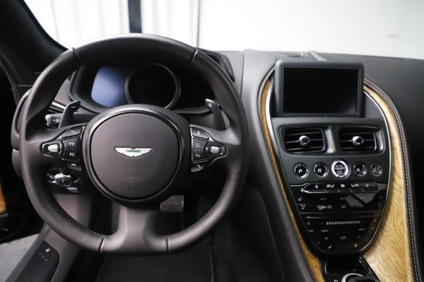 Used 2017 Aston Martin DB11 V12 for sale $149,900 at Bugatti of Greenwich in Greenwich CT 06830 19
