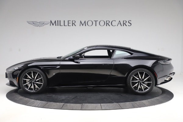 Used 2017 Aston Martin DB11 V12 Coupe for sale $149,900 at Bugatti of Greenwich in Greenwich CT 06830 2