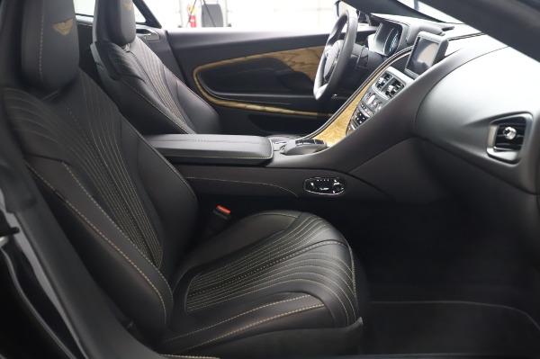 Used 2017 Aston Martin DB11 V12 for sale $149,900 at Bugatti of Greenwich in Greenwich CT 06830 22