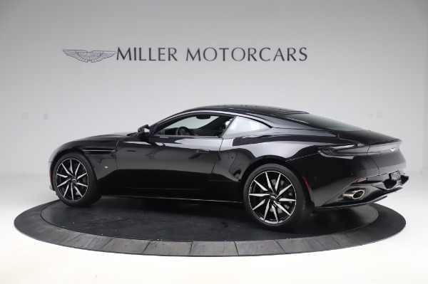 Used 2017 Aston Martin DB11 V12 Coupe for sale $149,900 at Bugatti of Greenwich in Greenwich CT 06830 3