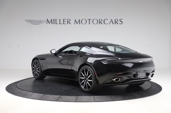 Used 2017 Aston Martin DB11 V12 Coupe for sale $149,900 at Bugatti of Greenwich in Greenwich CT 06830 4