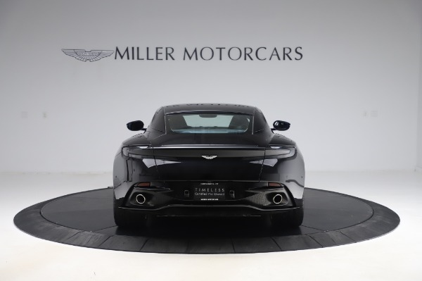 Used 2017 Aston Martin DB11 V12 Coupe for sale $149,900 at Bugatti of Greenwich in Greenwich CT 06830 5