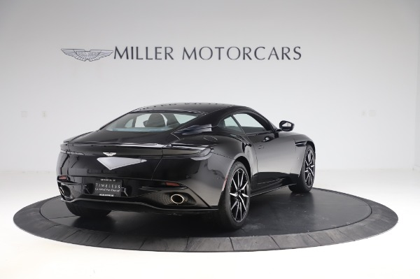 Used 2017 Aston Martin DB11 V12 Coupe for sale $149,900 at Bugatti of Greenwich in Greenwich CT 06830 6