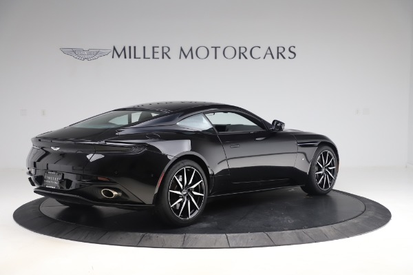 Used 2017 Aston Martin DB11 V12 Coupe for sale $149,900 at Bugatti of Greenwich in Greenwich CT 06830 7
