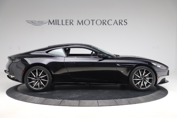Used 2017 Aston Martin DB11 V12 Coupe for sale $149,900 at Bugatti of Greenwich in Greenwich CT 06830 8