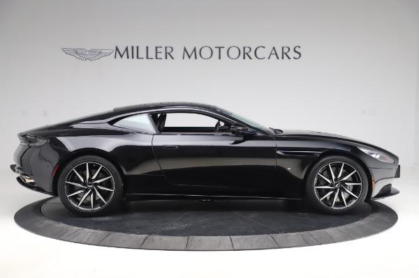 Used 2017 Aston Martin DB11 V12 for sale $149,900 at Bugatti of Greenwich in Greenwich CT 06830 8