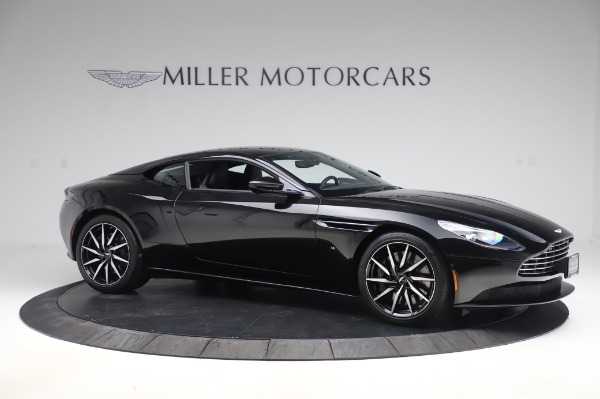 Used 2017 Aston Martin DB11 V12 Coupe for sale $149,900 at Bugatti of Greenwich in Greenwich CT 06830 9