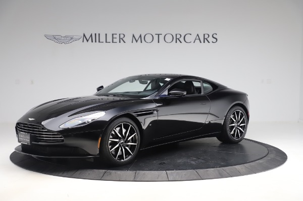 Used 2017 Aston Martin DB11 V12 Coupe for sale $149,900 at Bugatti of Greenwich in Greenwich CT 06830 1