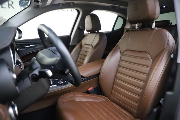 Used 2019 Alfa Romeo Stelvio Ti Lusso for sale Call for price at Bugatti of Greenwich in Greenwich CT 06830 15