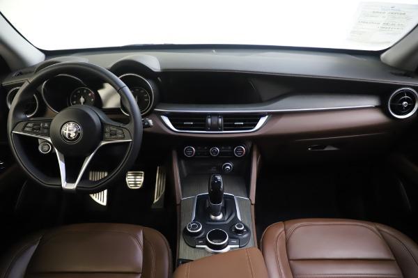 Used 2019 Alfa Romeo Stelvio Ti Lusso for sale Call for price at Bugatti of Greenwich in Greenwich CT 06830 16