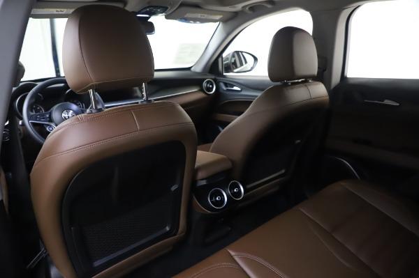 Used 2019 Alfa Romeo Stelvio Ti Lusso for sale Call for price at Bugatti of Greenwich in Greenwich CT 06830 20