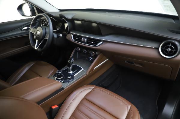 Used 2019 Alfa Romeo Stelvio Ti Lusso for sale Call for price at Bugatti of Greenwich in Greenwich CT 06830 24