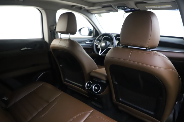Used 2019 Alfa Romeo Stelvio Ti Lusso for sale Call for price at Bugatti of Greenwich in Greenwich CT 06830 28