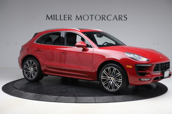 Used 2017 Porsche Macan GTS for sale $57,900 at Bugatti of Greenwich in Greenwich CT 06830 10
