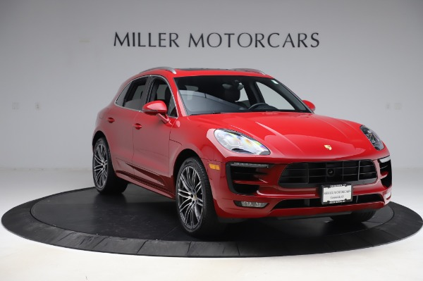 Used 2017 Porsche Macan GTS for sale $57,900 at Bugatti of Greenwich in Greenwich CT 06830 11