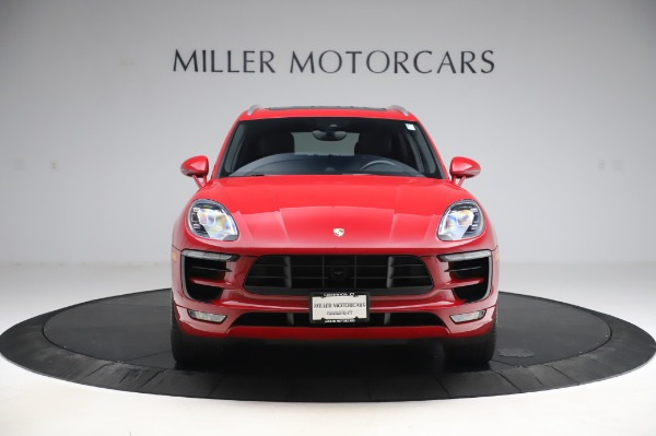 Used 2017 Porsche Macan GTS for sale $57,900 at Bugatti of Greenwich in Greenwich CT 06830 12