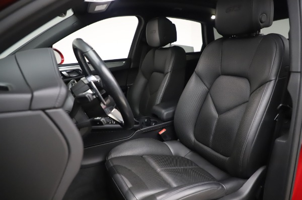 Used 2017 Porsche Macan GTS for sale $57,900 at Bugatti of Greenwich in Greenwich CT 06830 15