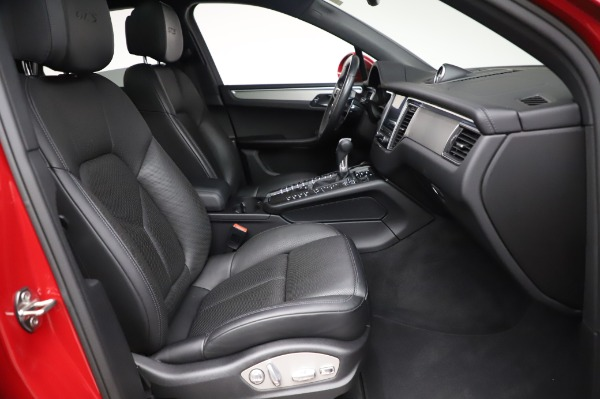 Used 2017 Porsche Macan GTS for sale $57,900 at Bugatti of Greenwich in Greenwich CT 06830 19