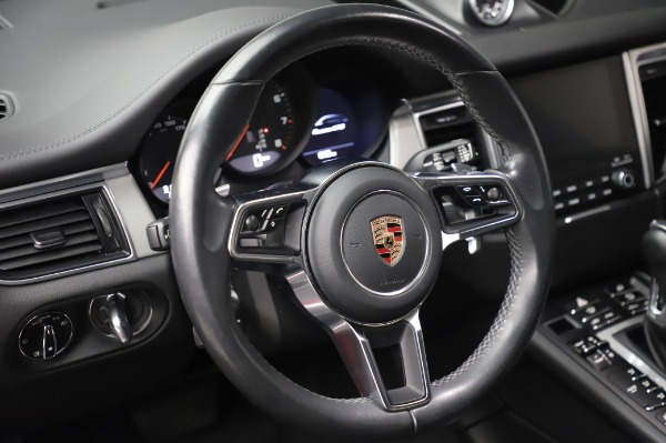 Used 2017 Porsche Macan GTS for sale $57,900 at Bugatti of Greenwich in Greenwich CT 06830 22