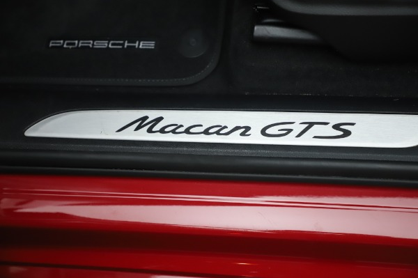Used 2017 Porsche Macan GTS for sale $57,900 at Bugatti of Greenwich in Greenwich CT 06830 24