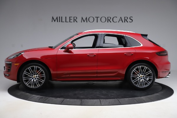 Used 2017 Porsche Macan GTS for sale $57,900 at Bugatti of Greenwich in Greenwich CT 06830 3