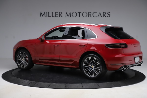 Used 2017 Porsche Macan GTS for sale $57,900 at Bugatti of Greenwich in Greenwich CT 06830 4