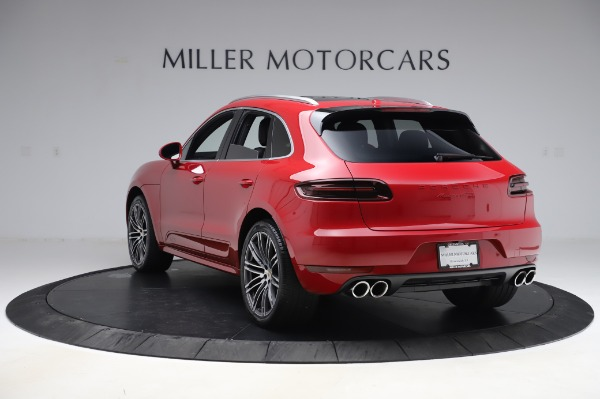 Used 2017 Porsche Macan GTS for sale $57,900 at Bugatti of Greenwich in Greenwich CT 06830 5