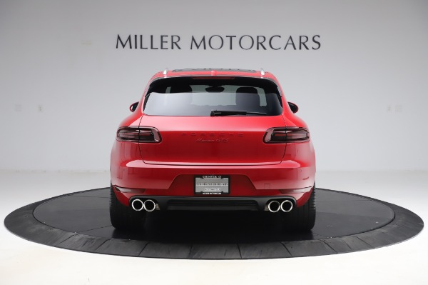 Used 2017 Porsche Macan GTS for sale $57,900 at Bugatti of Greenwich in Greenwich CT 06830 6