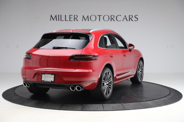 Used 2017 Porsche Macan GTS for sale $57,900 at Bugatti of Greenwich in Greenwich CT 06830 7