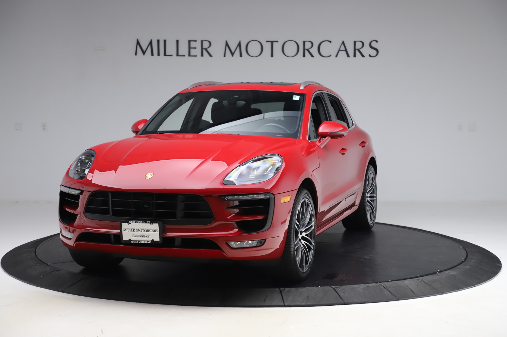 Used 2017 Porsche Macan GTS for sale $57,900 at Bugatti of Greenwich in Greenwich CT 06830 1