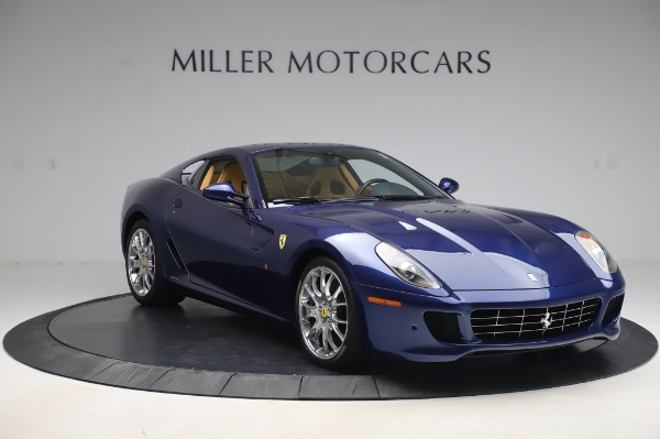 Used 2009 Ferrari 599 GTB Fiorano for sale $165,900 at Bugatti of Greenwich in Greenwich CT 06830 11