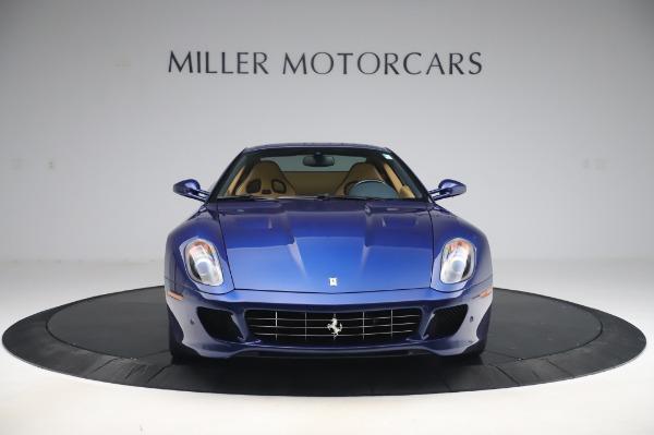 Used 2009 Ferrari 599 GTB Fiorano for sale $165,900 at Bugatti of Greenwich in Greenwich CT 06830 12