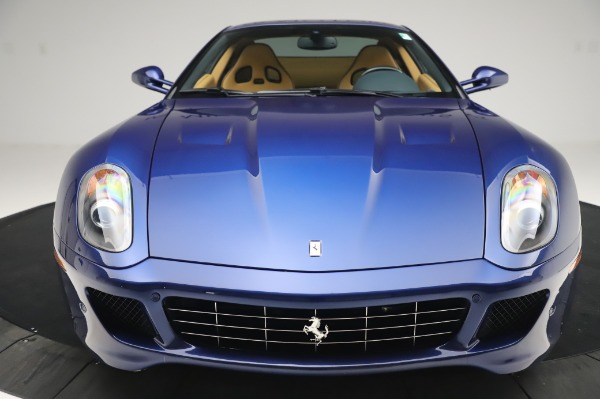 Used 2009 Ferrari 599 GTB Fiorano for sale $165,900 at Bugatti of Greenwich in Greenwich CT 06830 13