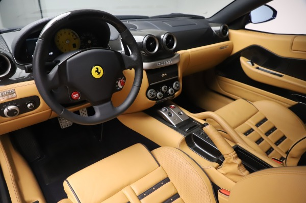 Used 2009 Ferrari 599 GTB Fiorano for sale $165,900 at Bugatti of Greenwich in Greenwich CT 06830 14