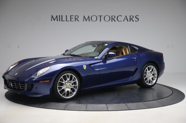Used 2009 Ferrari 599 GTB Fiorano for sale $165,900 at Bugatti of Greenwich in Greenwich CT 06830 2