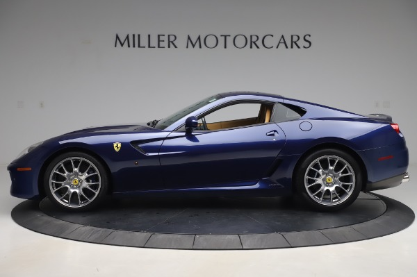 Used 2009 Ferrari 599 GTB Fiorano for sale $165,900 at Bugatti of Greenwich in Greenwich CT 06830 3