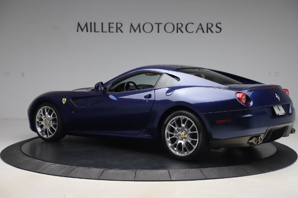 Used 2009 Ferrari 599 GTB Fiorano for sale $165,900 at Bugatti of Greenwich in Greenwich CT 06830 4