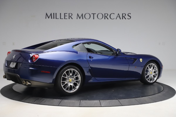 Used 2009 Ferrari 599 GTB Fiorano for sale $165,900 at Bugatti of Greenwich in Greenwich CT 06830 8