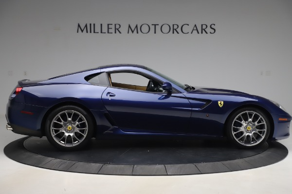 Used 2009 Ferrari 599 GTB Fiorano for sale $165,900 at Bugatti of Greenwich in Greenwich CT 06830 9