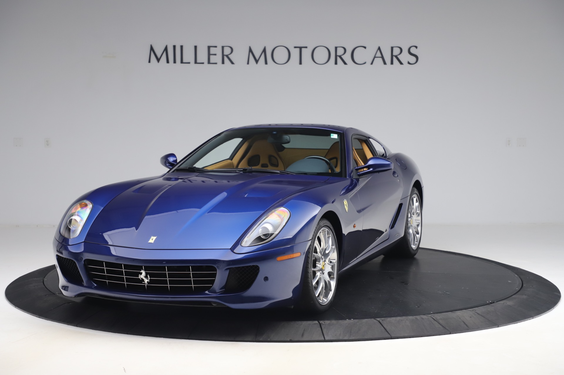 Used 2009 Ferrari 599 GTB Fiorano for sale $165,900 at Bugatti of Greenwich in Greenwich CT 06830 1