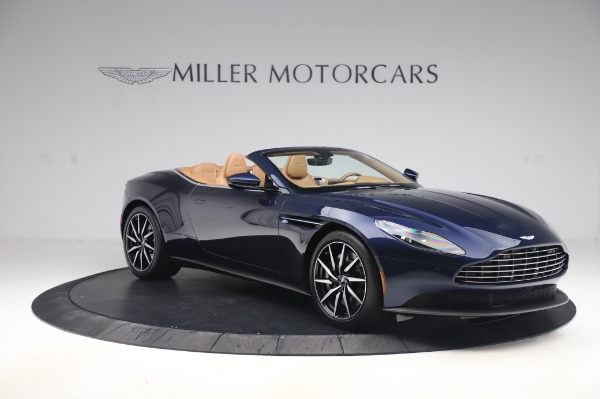 New 2020 Aston Martin DB11 Volante for sale $248,326 at Bugatti of Greenwich in Greenwich CT 06830 10