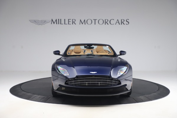 New 2020 Aston Martin DB11 Volante for sale $248,326 at Bugatti of Greenwich in Greenwich CT 06830 11