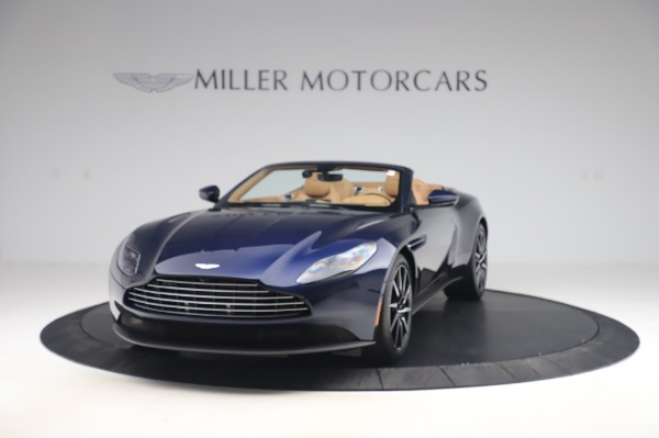 New 2020 Aston Martin DB11 Volante for sale $248,326 at Bugatti of Greenwich in Greenwich CT 06830 12